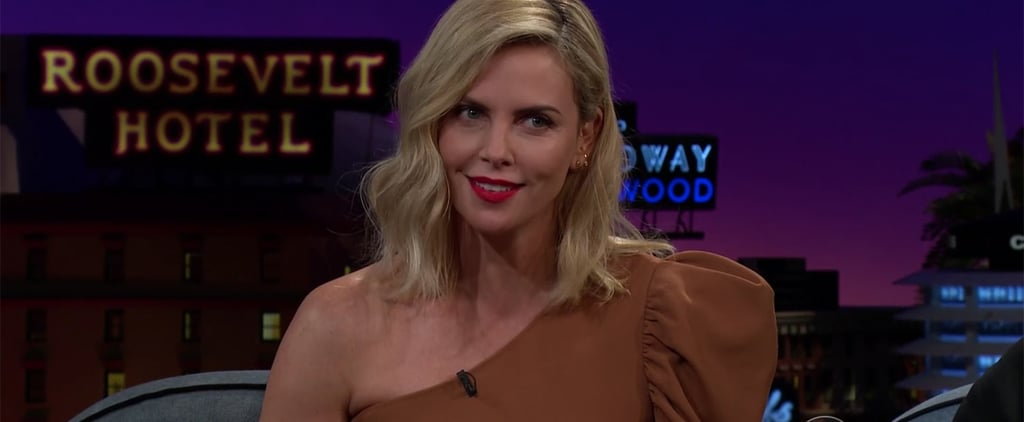 Charlize Theron Details Her Steamy Relationship With The Bachelor . . . the Show