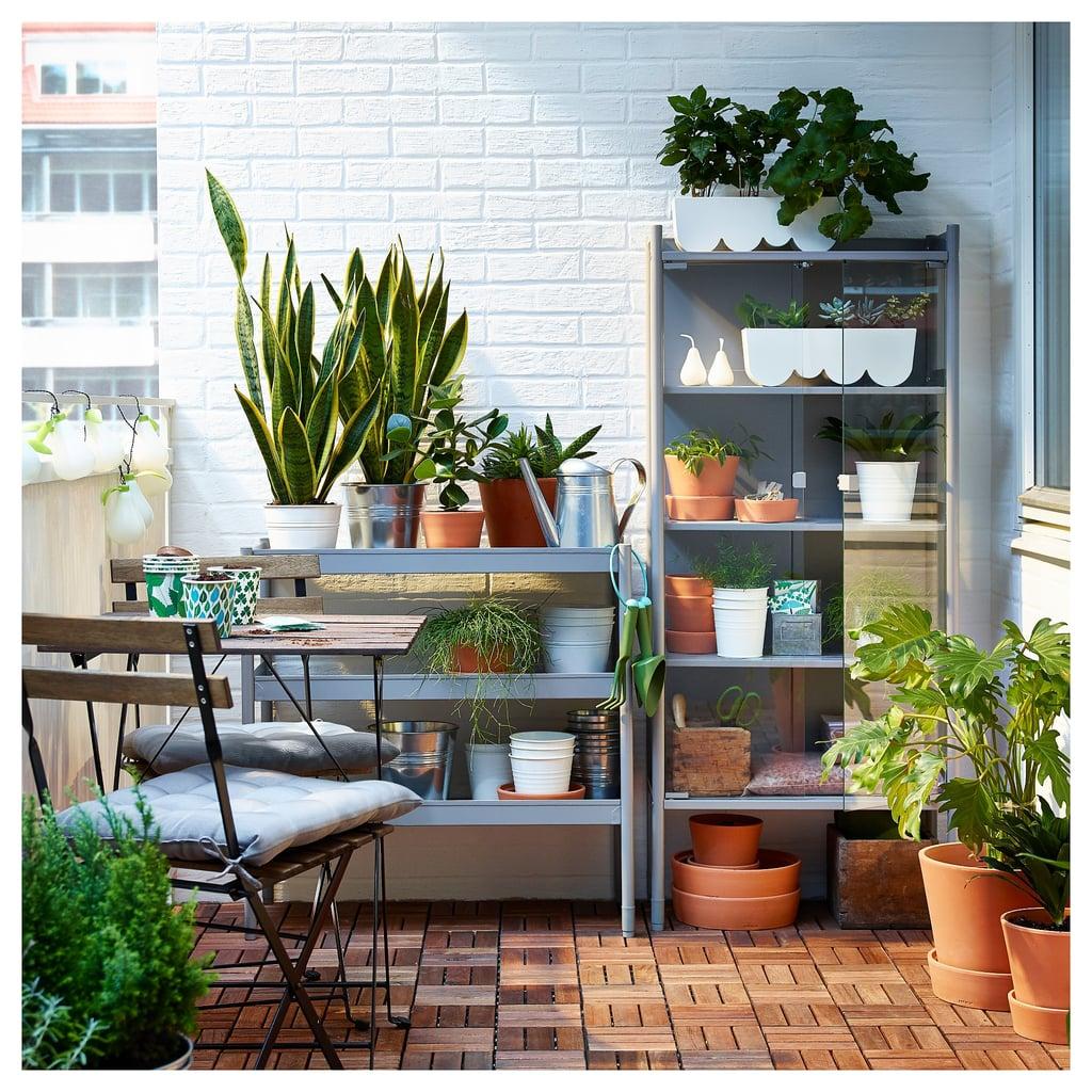 Hindö Greenhouse Cabinet