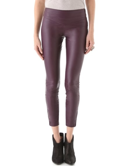 If Santa didn't gift you with the leather pants you wanted, then snap up these Blank Denim Vegan Leather Leggings ($62, originally $88) for under $100.