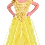 Toddler Girls Belle Costume Supreme