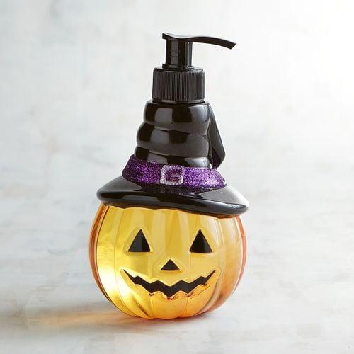 pumpkin spice hand soap