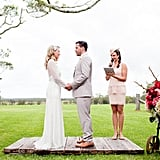 Even if you've gone bridezilla and planned everything in your wedding down to the last detail, accidents can still happen. Check out POPSUGAR Smart Living for eight ways to reduce your risk of wedding mishaps.