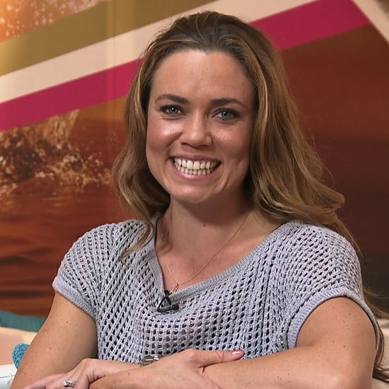 Natalie Coughlin Olympics Interview   Video