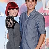 Zac Efron and Angy doing press for The Lorax in Spain.