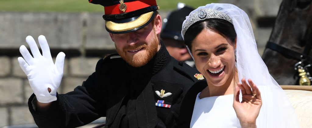 Meghan Markle Spots Old Drama Teacher at Royal Wedding 2018