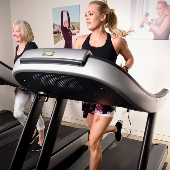 Carrie Underwood's Workout Routine