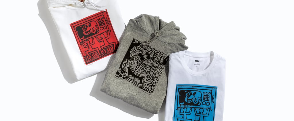 Levi's x Mickey Mouse x Keith Haring Collection