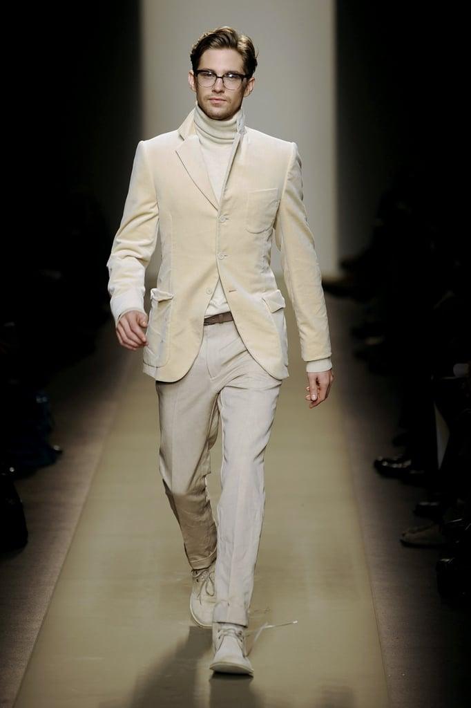 Milan: Bottega Veneta Men's Fall 2009