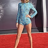 Taylor Swift on the Red Carpet at the 2014 VMAs
