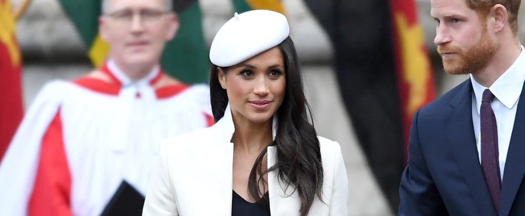 Who Pays For Meghan Markle's Wardrobe? The Question We've All Been Wondering . . .