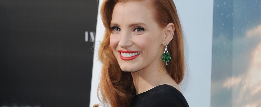 "Interstellar's Jessica Chastain on Matthew McConaughey: ""What You See Is What You Get"""
