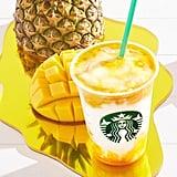 Mango Pineapple Frappuccino