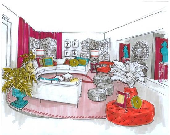 Barbie Celebrates Her 50th in a Jonathan Adler Dream House
