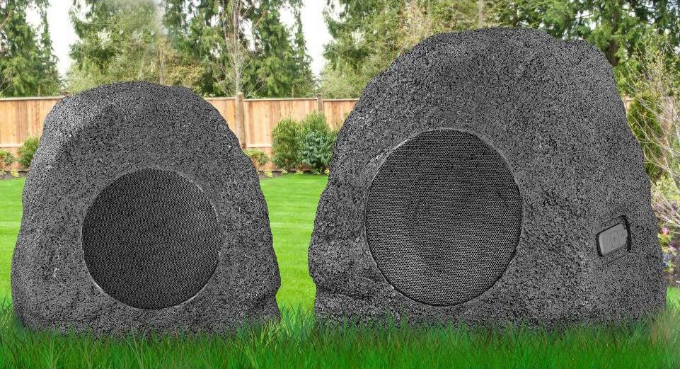 Innovative Technologies Premium Bluetooth Rock Speakers ($150)