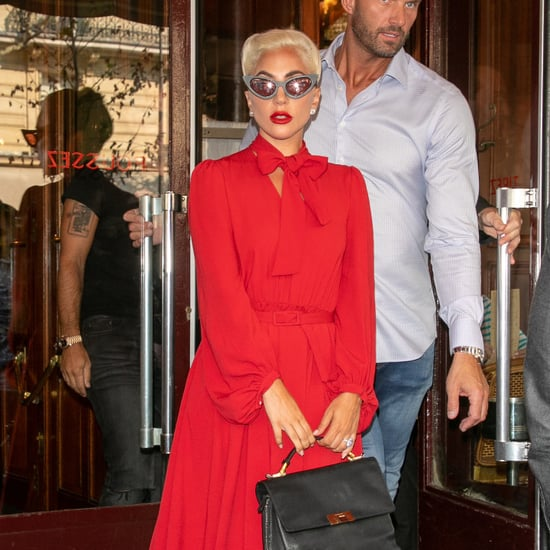 Lady Gaga Outfits in Paris August 2018