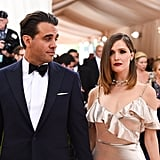 Pictured: Rose Byrne and Bobby Cannavale