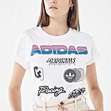 Adidas Boyfriend Graphic Tee