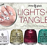 China Glaze Lights in a Tangle Set