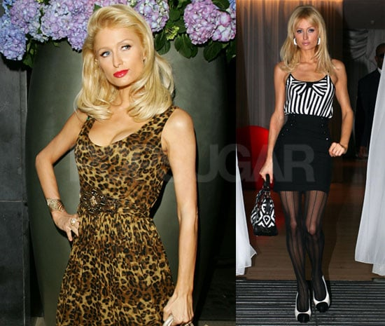 Photos of Paris Hilton in London