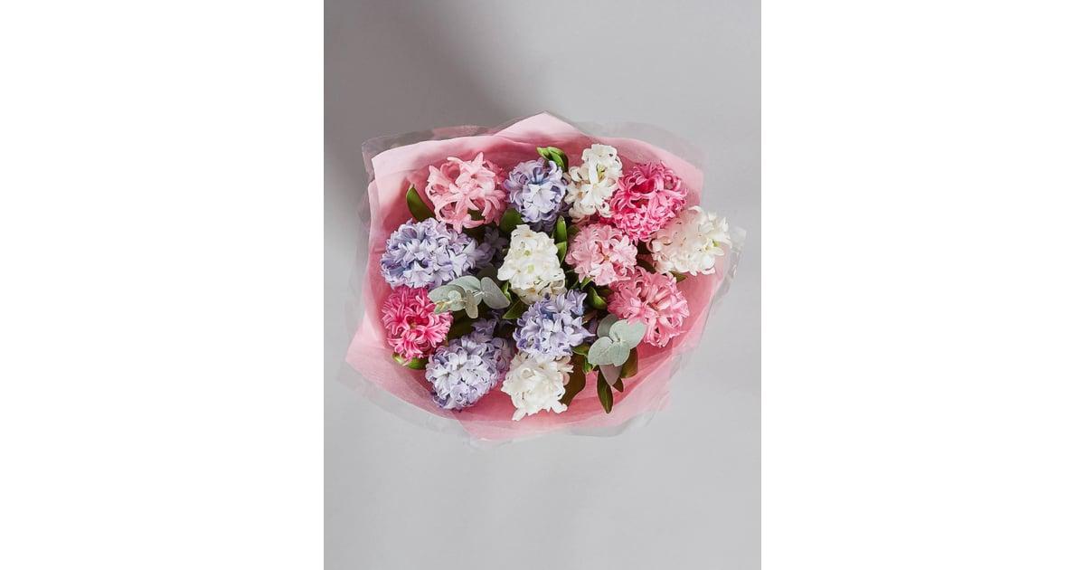 Marks & Spencer Hyacinth Gift Bag (£25) | Affordable Flower Bouquets Under £25 | POPSUGAR Smart Living UK Photo 5