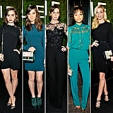 Who Was Best Dressed at the Elie Saab Dinner?