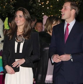 Prince William and Kate Want Donations to Charity, No Presents
