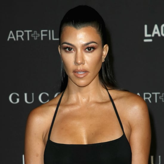 See Kourtney Kardashian's Heart-Shaped Cherry Manicure