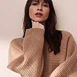 Lou & Grey Ribbed Cashmere Sweater