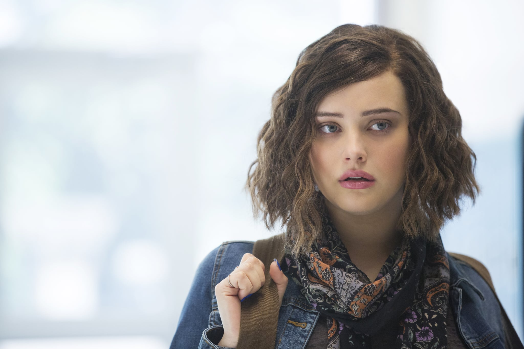 Quotes From Thirteen Reasons Why Fascinating Katherine Langford's Quotes About 13 Reasons Why Season 2