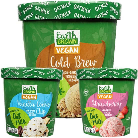 Aldi's Nondairy Coconut and Oat Milk Ice Cream Flavors