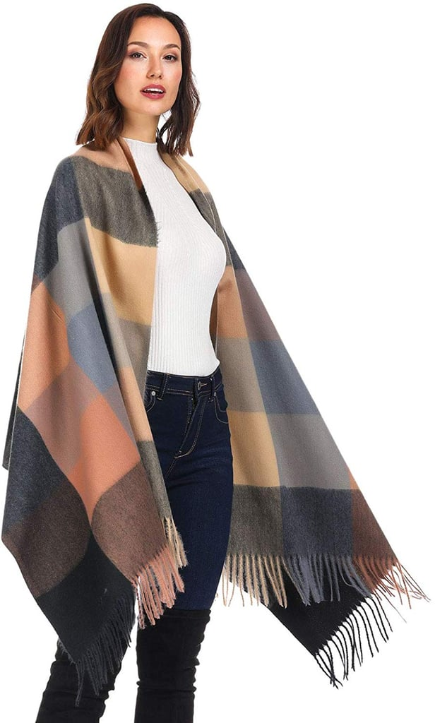 Coloris Edition Soft Blanket Scarf