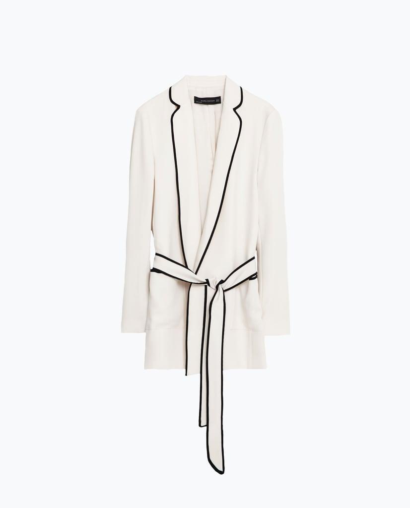 Belted Blazer Robe ($149)