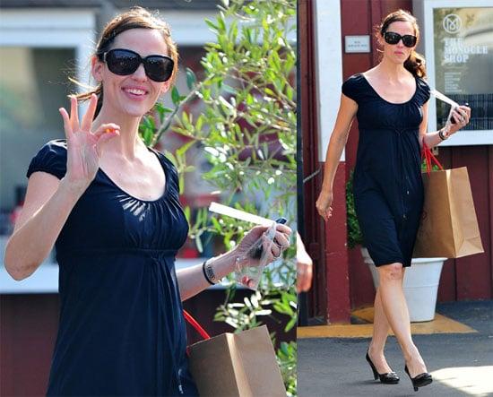 Photos of Jennifer Garner in LA