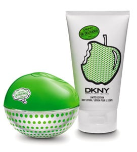DKNY Be Delicious Gets Pop Artsy