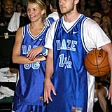 Cameron Diaz and Justin Timberlake in 2004