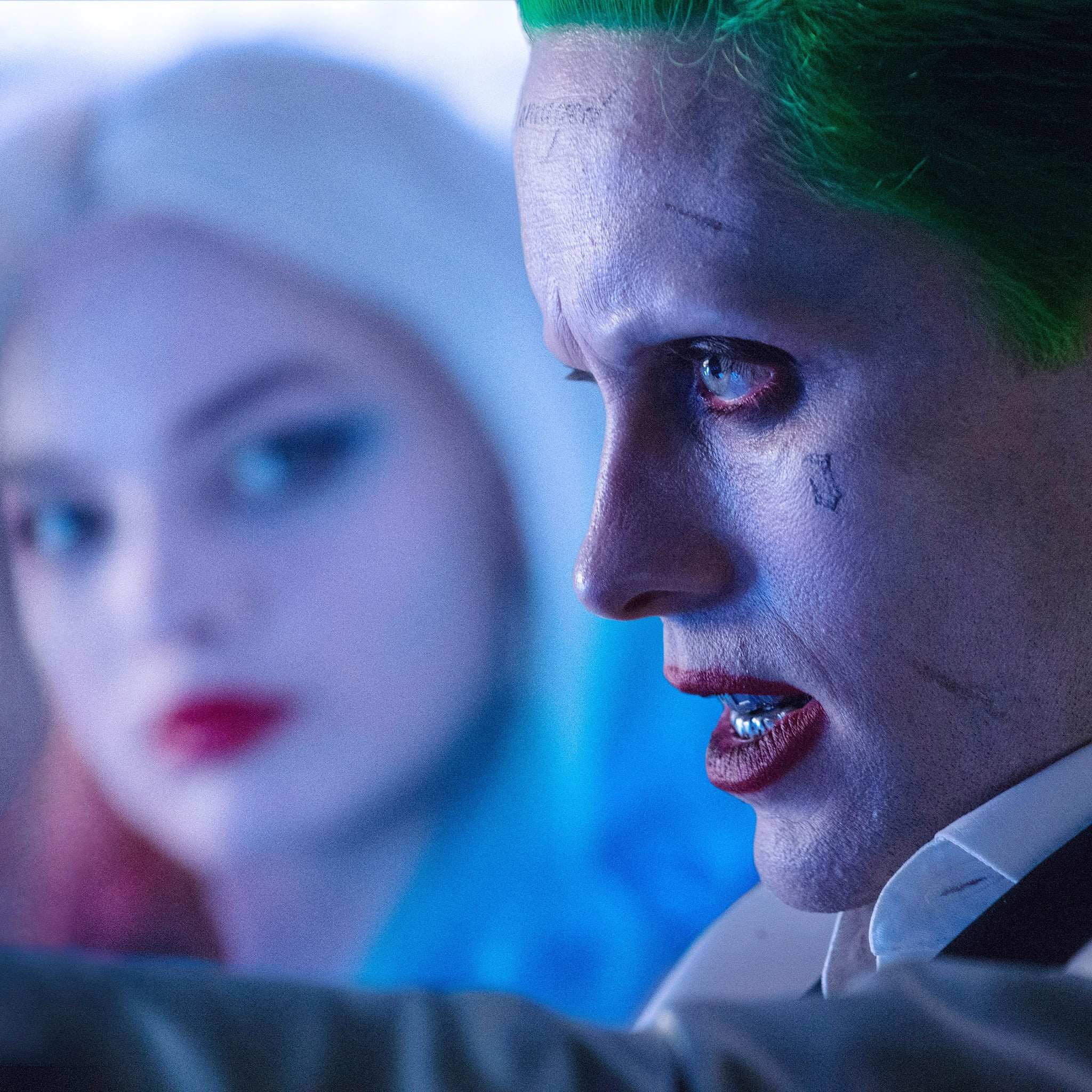 Jared Leto Won T Be In Birds Of Prey As The Joker Popsugar Entertainment