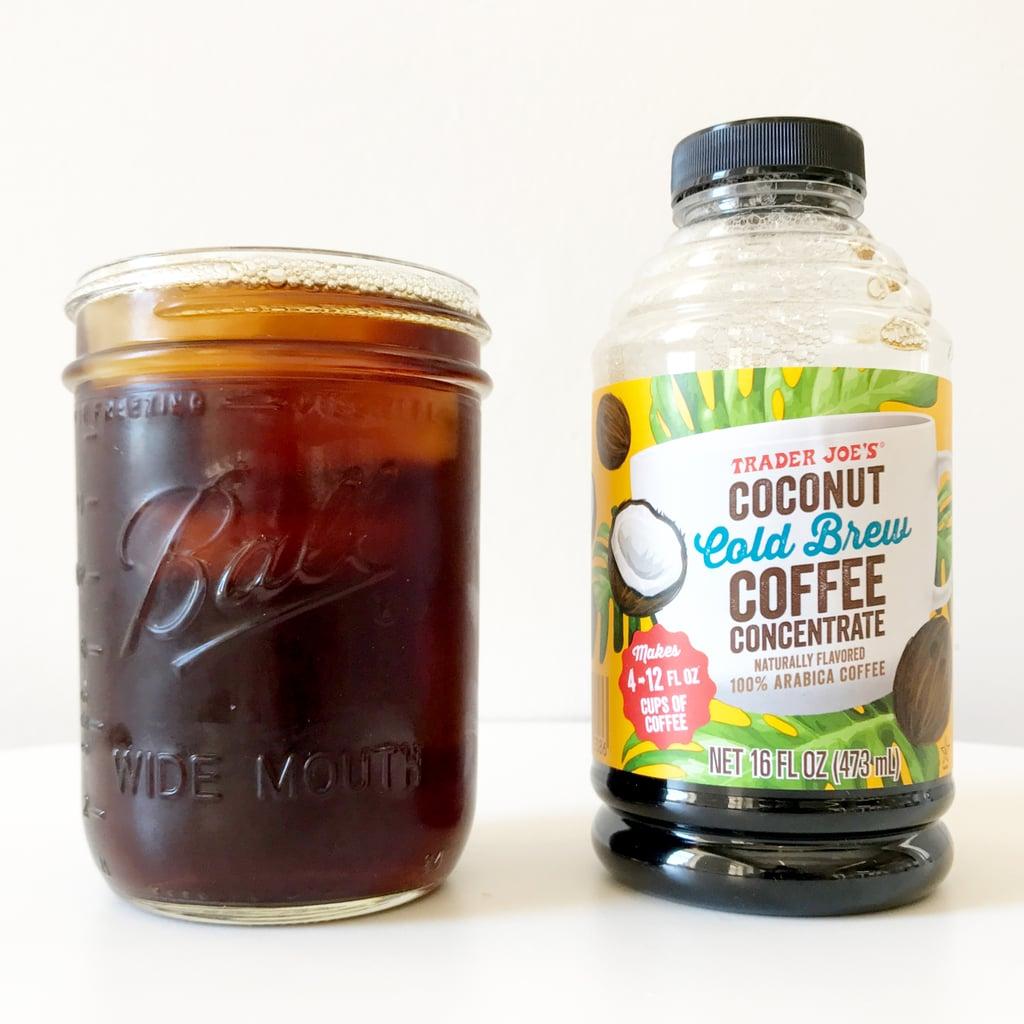 Coconut Cold Brew Coffee Concentrate ($5)