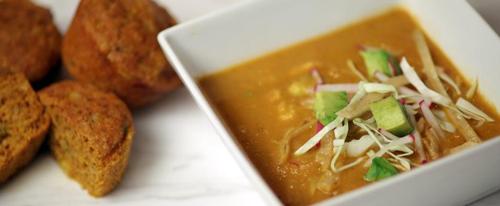 Dean Fearing's Chicken Tortilla Soup Recipe