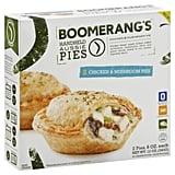Boomerang's Chicken & Mushroom Pies ($7)