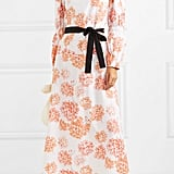 Arias Belted Floral-Print Dress
