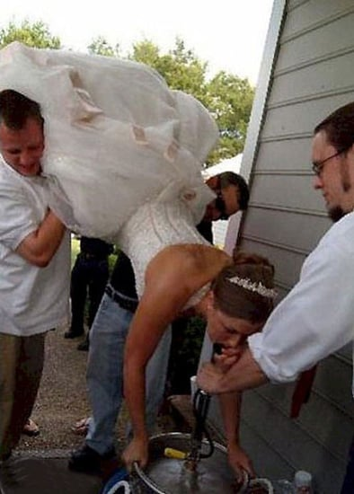 Best Wedding Reception Ever