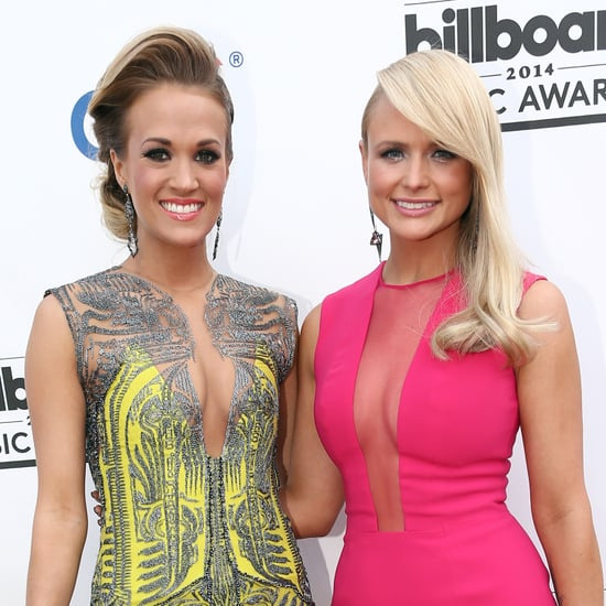 Carrie Underwood at Billboard Music Awards 2014