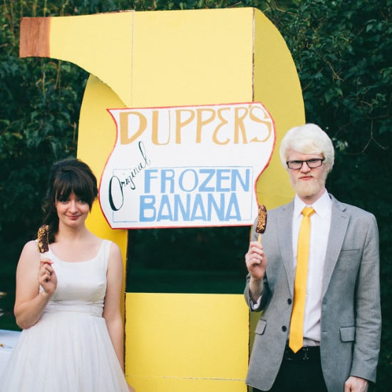 Quirky Vintage Wedding Inspiration