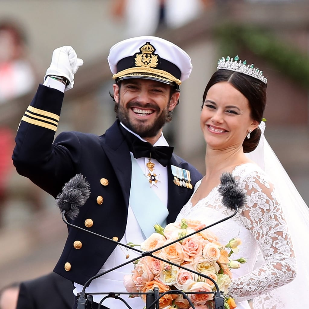 The Swedish Royals Are Married — See Their Breathtaking Wedding Pictures!