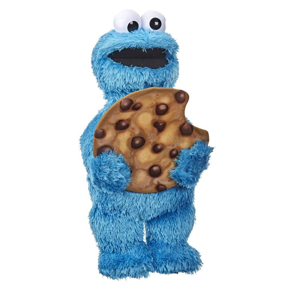 Sesame Street Peekaboo Cookie Monster