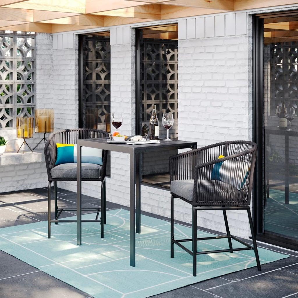Best Furniture Set At Target: Standish Patio Bar Height Set