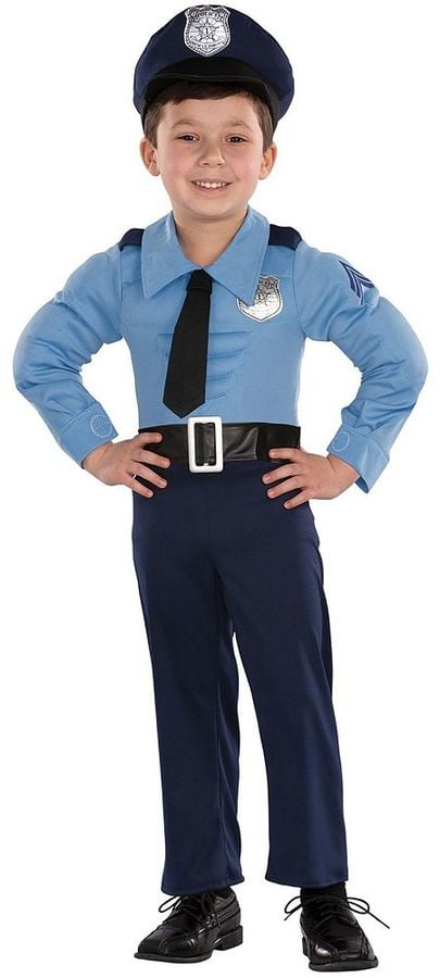 Police Officer Costume  sc 1 st  Popsugar & Police Officer Costume | Halloween Costumes That Will Keep Kids Warm ...