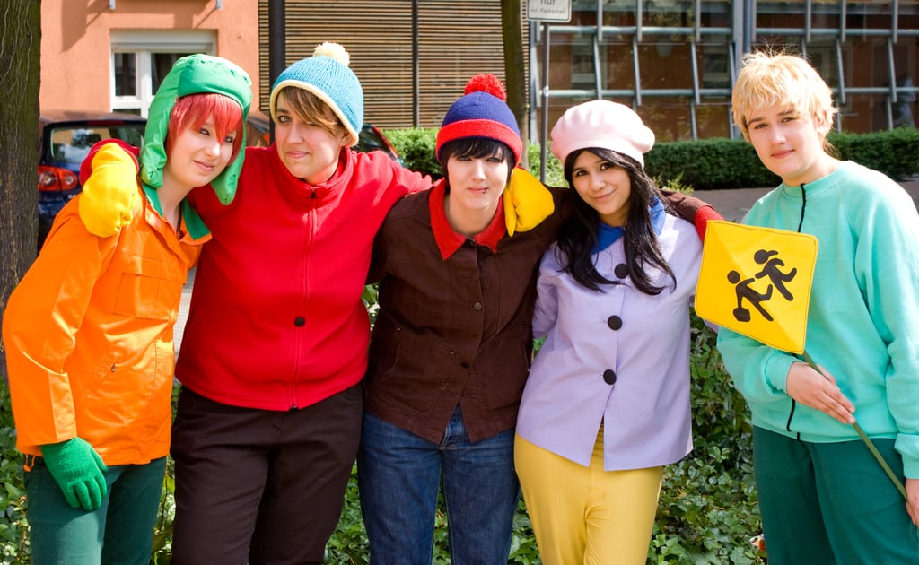 South Park Gang | Bucket List Halloween Costumes | POPSUGAR Smart ...