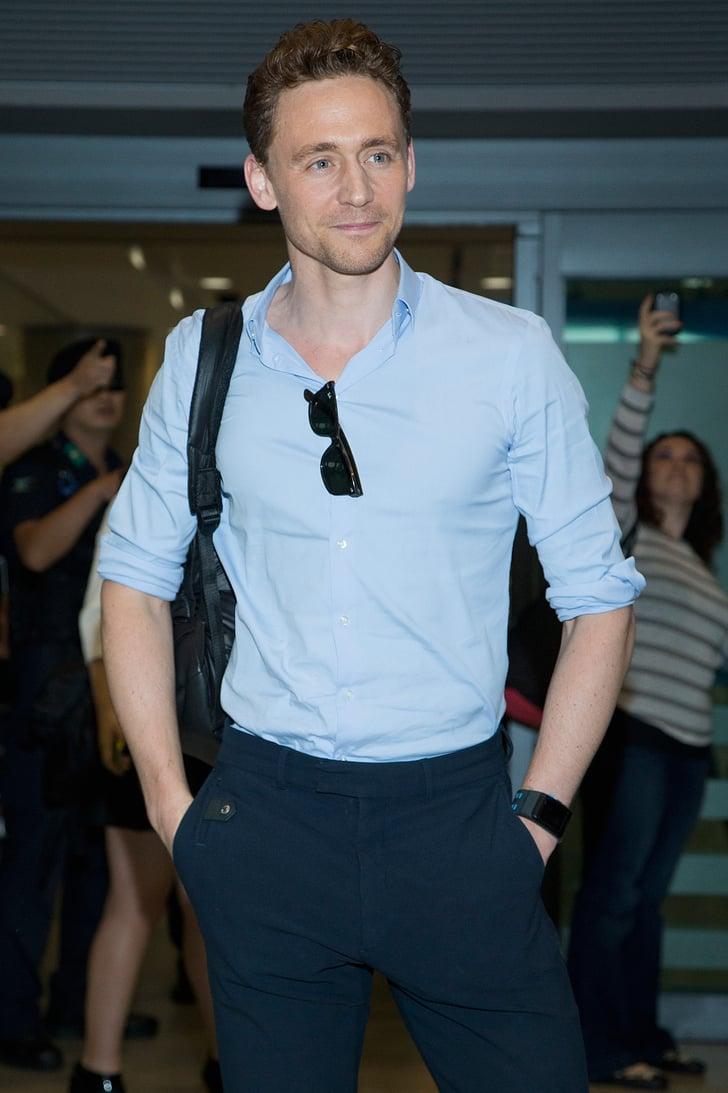 hot pictures of tom hiddleston popsugar celebrity uk