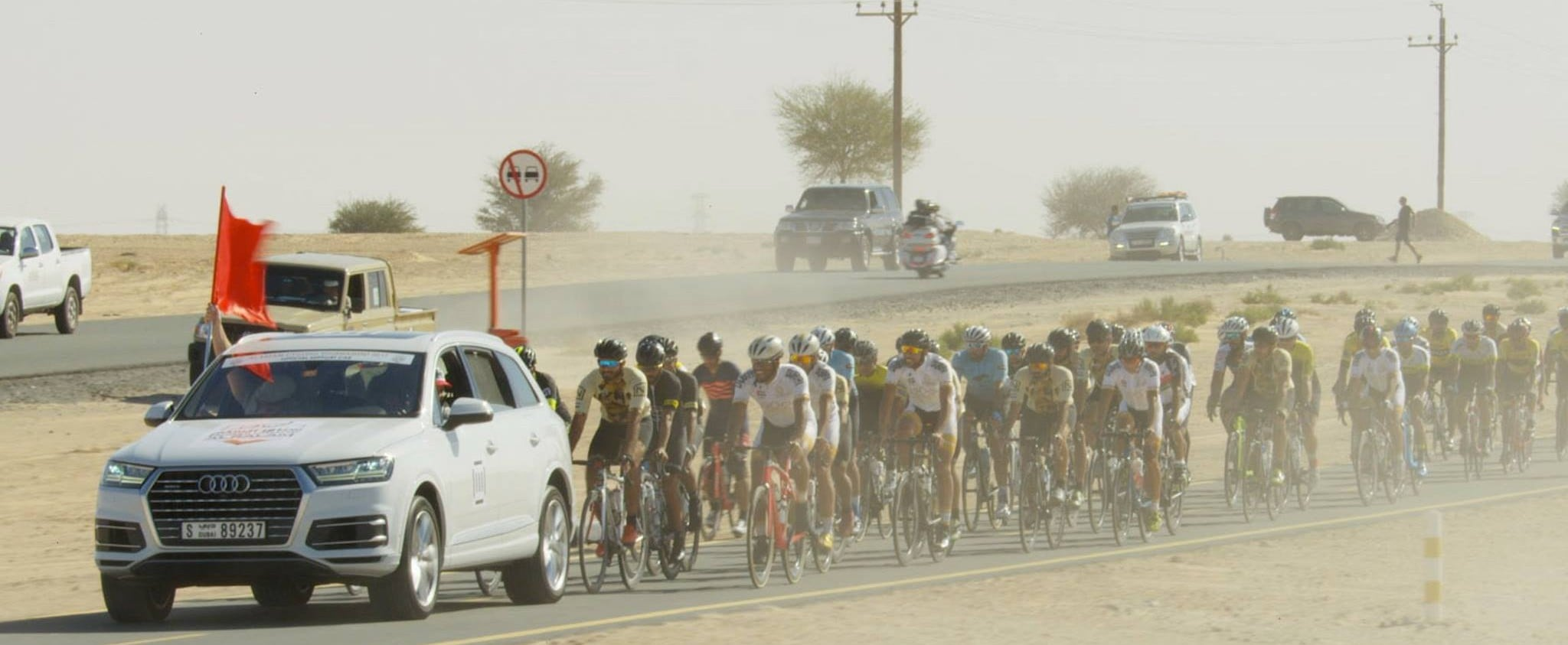 The UAE's Cycling Tours Are Combining For 1 Huge Event, and Now We're Really Talking